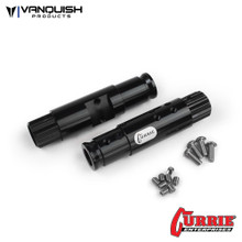 Currie XR10 Width Front Tubes Black Anodized