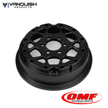 OMF 2.2 Type R Light Weight Rear Ring Black Anodized