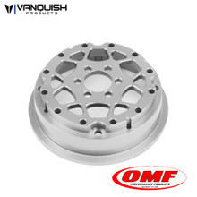 OMF 2.2 Type R Light Weight Rear Ring Clear Anodized