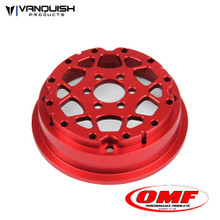 OMF 2.2 Type R Light Weight Rear Ring Red Anodized