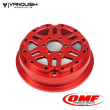 OMF 2.2 NXG1 Rear Ring Red Anodized