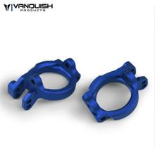 Yeti Front Caster Blocks Blue Anodized