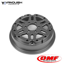 OMF 2.2 NXG1 Rear Ring Grey Anodized