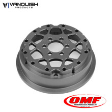 OMF 2.2 Type R Light Weight Rear Ring Grey Anodized