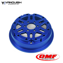 OMF 2.2 NXG1 Rear Ring Blue Anodized