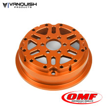 OMF 2.2 NXG1 Rear Ring Orange Anodized