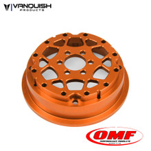 OMF 2.2 Type R Light Weight Rear Ring Orange Anodized
