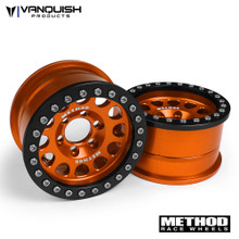 Method 1.9 Race Wheel 105 Orange/Black Anodized