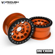 "Method 2.2 Race Wheel (1.2"" Wide) 105 Orange/Black Anodized"