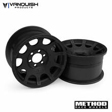 Method Roost 2.2 Wheel Black Anodized