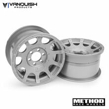 Method Roost 2.2 Wheel Clear Anodized