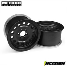 Incision Method 2.2 MR307 Black Anodized