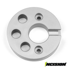 Incision Yeti/RR10 Motor Cam Clear Anodized