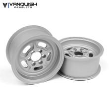 SHR 2.2 Vintage Wheel Clear Anodized