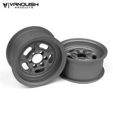 SHR 2.2 Vintage Wheel Grey Anodized