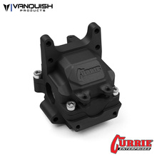 Vanquish Yeti Currie F9 Front Bulkhead Black Anodized