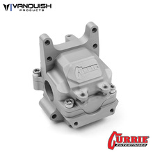 Vanquish Yeti Currie F9 Front Bulkhead Clear Anodized
