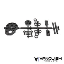 VFD Molded Motor Plate and Components