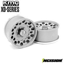 Incision KMC 1.9 XD129 Holeshot Clear Anodized