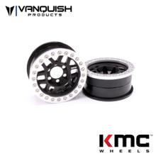 KMC 1.9 XD229 Machete V2 Black Anodized