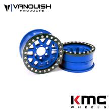 KMC 1.9 XD229 Machete V2 Blue Anodized