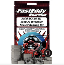 Axial SCX10-III Sealed Bearing Kit