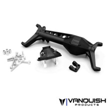 Axial SCX10-III Currie F9 Front Axle Black Anodized
