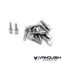Scale Stainless SLW Hub Screw Kit - Long
