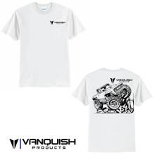 Vanquish Products VS4-10 Origin Shirt - White
