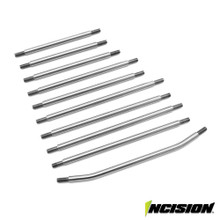 Incision Titanium VS4-10 Portal 10pc Link Kit