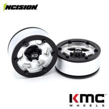 Incision 1.9 KMC KM233 Hex Silver Plastic