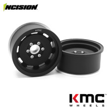 Incision KMC 1.9 KM720 Roswell Black Anodized
