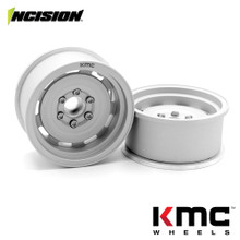 Incision KMC 1.9 KM720 Roswell Clear Anodized