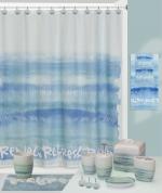 Splash Relax Shower Curtain Bath Accessories