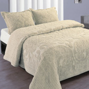 Ashton Pillow Sham - Natural