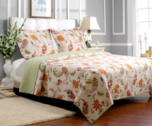 Barcelona Quilt SET - Full/Queen