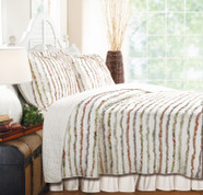 Bella Quilt Set - Full/Queen