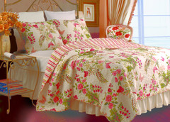 Butterflies Quilt SET King