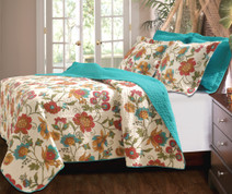 Clearwater Quilt SET Twin