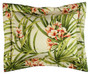 Cozumel Pillow Sham Standard size