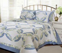 Francesca Quilt Set - Full/Queen