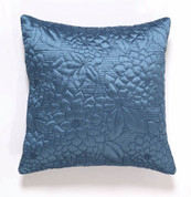 Gardenia Throw Pillow - Marine