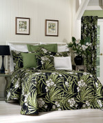 Jamaican Sunset Twin size Bedspread