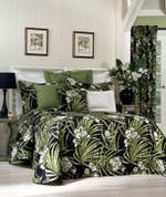 Jamaican Sunset Queen size Bedspread