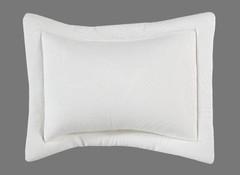 Jamaican Sunset - Breakfast Throw Pillow - White