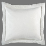 Jamaican Sunset - Square Euro SHAM - White