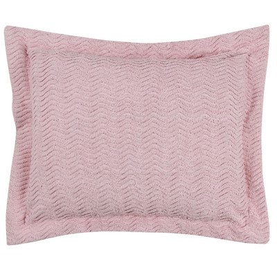 Natick Pillow Sham - Rose