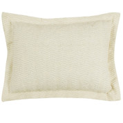 Natick Pillow Sham - Natural