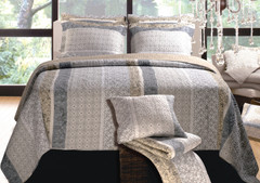 Soho Quilt Set - Full/Queen