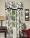Bouvier - Rod Pocket Curtain Lined (pair)